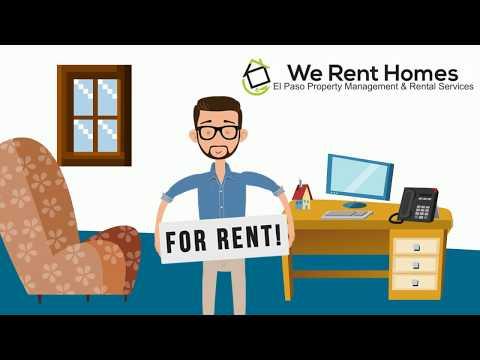 We Rent Homes - El Paso, Texas (Option Program)