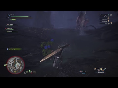 Monster Hunter World 6rd entry