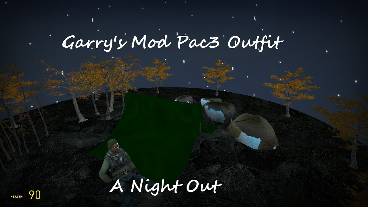 [Gmod] Pac3 A Night Out {Download} by Cody Crest