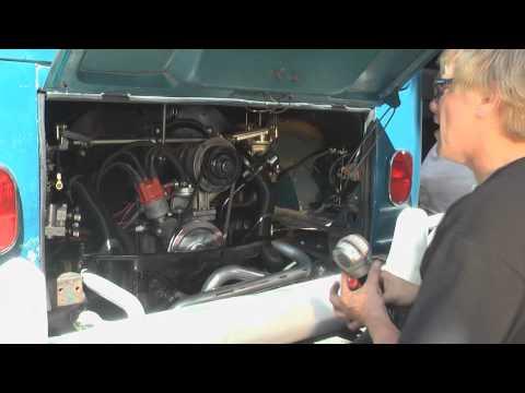 Dual Carb Balancing and Fresh Engine Start Procedure - DIY German Aircooled Garage #14