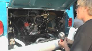 Dual Carb Balancing And Fresh Engine Start Procedure - Diy German Aircooled Garage #14