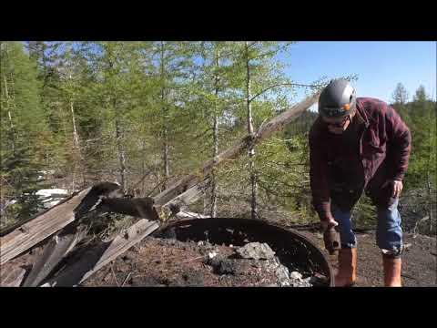 Extreme winter mine exploration!