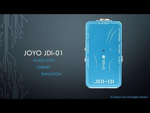 Joyo JDI-01 DI Box with Cabinet Simulation