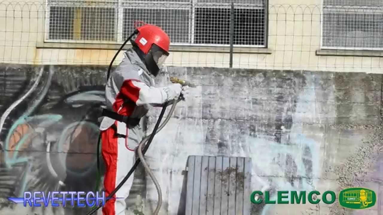 Pistolet De Sablage Venturi Force Clemco By Revettech