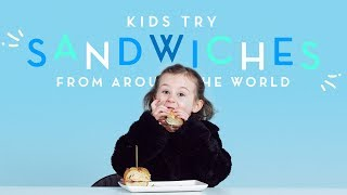 Baixar Sandwiches Around The World | Kids Try | HiHo Kids