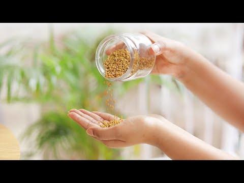 Tiny magical seeds