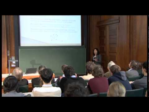 Models and Behaviour of the Internet - Plücker Lecture 2011, 1.