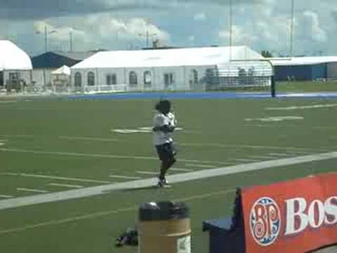 Willie Amos Skipping