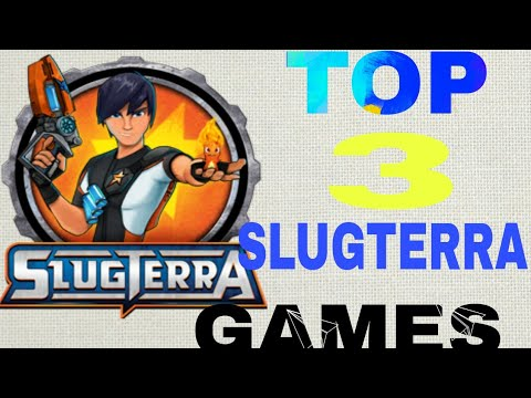 Top 3 Slugterra Games