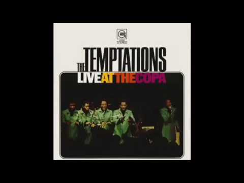 The Temptations - For Once In My Life (Live at The Copa)