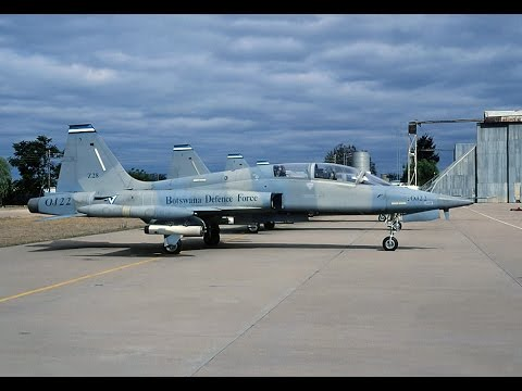Botswana Air Defence Force || Botswana Air Force