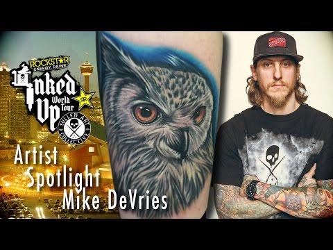 Artist Spotlight - Mike DeVries