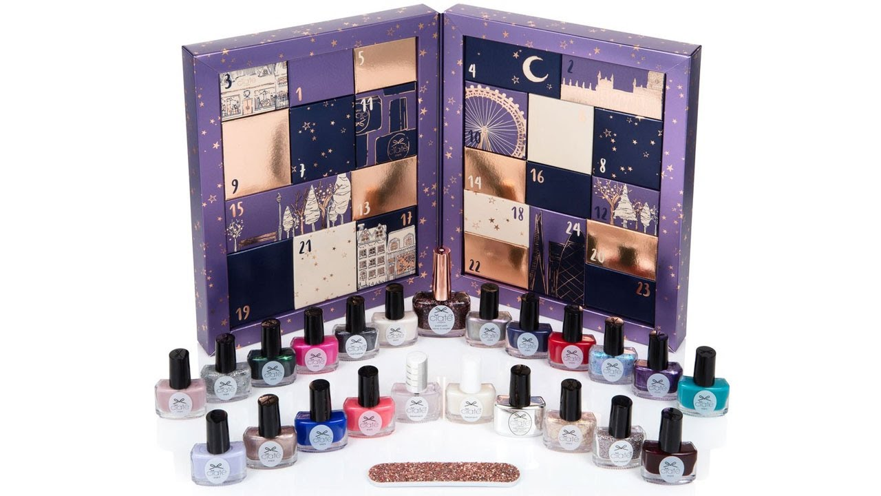 Essie Nail Polish 24 Day Advent Calendar | Hession Hairdressing