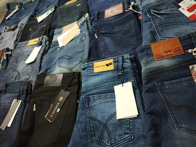Branded shirt and jeans  manufacturer and wholesaler in  Delhi and Patna