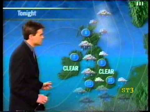 ITV National Weather 23-10-99