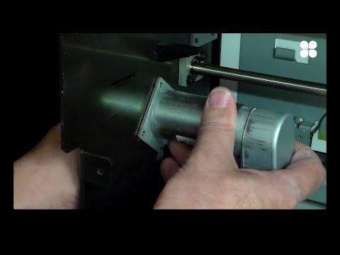 Roland VersaCAMM SP-series Feed  Motor Replacement