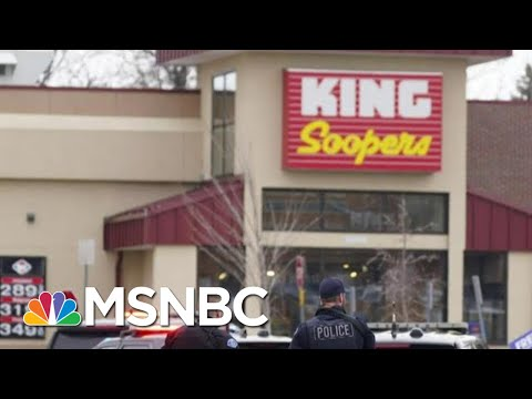 10 People Dead, Including Police Officer, After Shooting At Colorado Grocery Store   Morning Joe