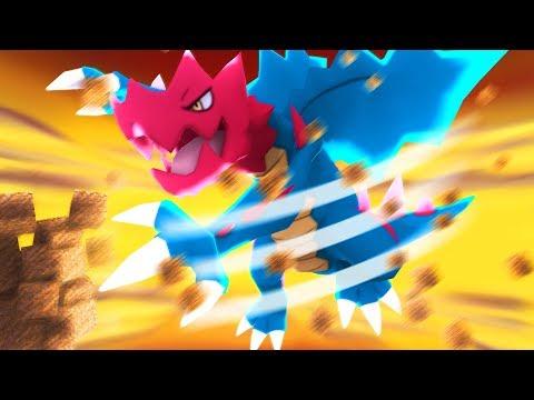 Minecraft : Pokemon da Sorte Dark - DRUDDIGON É MUITO RUIM ? ‹ MayconLorenz ›