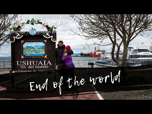 END OF THE WORLD | #VANlife | Vlog #4 Ushuaia