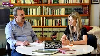 Συνέντευξη Εύας Καϊλή στις ΕΙΔΗΣΕΙΣ-Eidisis.gr webTV