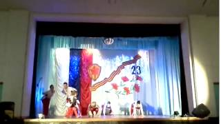 Мир на земле. Коллектив современного танца