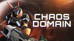 [60fps] Chaos Domain [PC Game] - ALL Clear - 1CC - Complete Gameplay Walkthrough - edusword