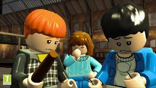 Official LEGO Harry Potter: Collection Launch Trailer