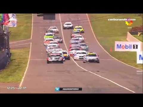 #TopRace - Highlights: Primera final en Oberá (15/10/2017) Carburando.com