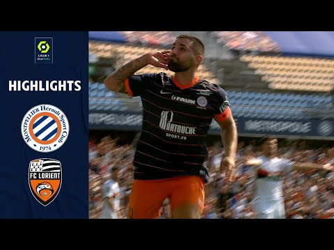 Montpellier Lorient Goals And Highlights