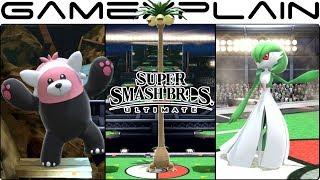 Super Smash Bros. Ultimate - All 55 Poké Ball Pokémon in Action