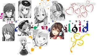 Như ngày hôm qua ( Cover )|| 15 Vocaloid chorus||