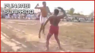 Slapkido Punjab Style
