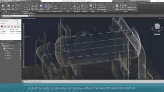 As Built for AutoCAD Software: Tips and Tricks-Pressure Vessel and Tank Modeling with