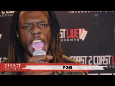 PGG Performs at Direct 2 Exec Denver 4/20/18 -  Warner Music Group