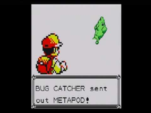The Difficult Trial of Bidi the Caterpie-Pokemon Yellow (Part 2)