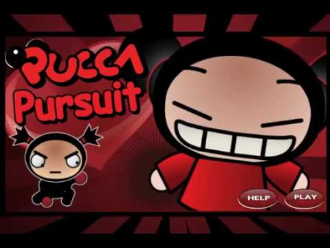 Pucca Pursuit - Happy Kids Games And Tv - Free Online Games