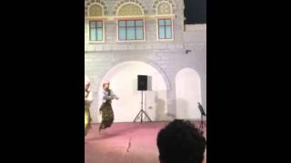 Yemen pavilion dancing global village Thumbnail