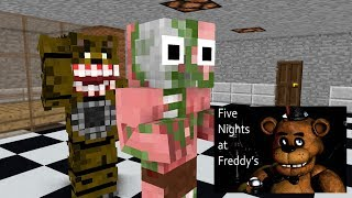 Monster School : Five Nights at Freddy