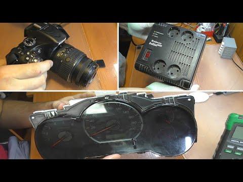 3 ПРОСТЫХ РЕМОНТА: Стабилизатор Defender / Зеркалка Nikon / Приборная панель Toyota Hilux