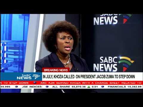 Dr Makhosi Khoza on quitting the ANC