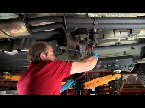 Changing Fluid in BMW & MINI 4WD Transfer Case - Under Car Fluid Changes