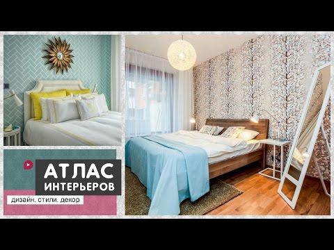 Обои для спальни. Идеи дизайна стен