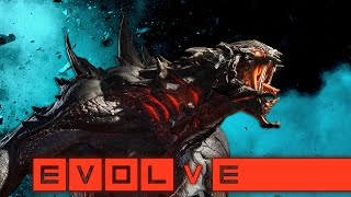 EVOLVE - PRIMEIRAS PARTIDAS!!! [ PC - MULTIPLAYER GAMEPLAY ]