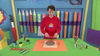 Art Attack - Pizza din lut. Doar la Disney Junior!