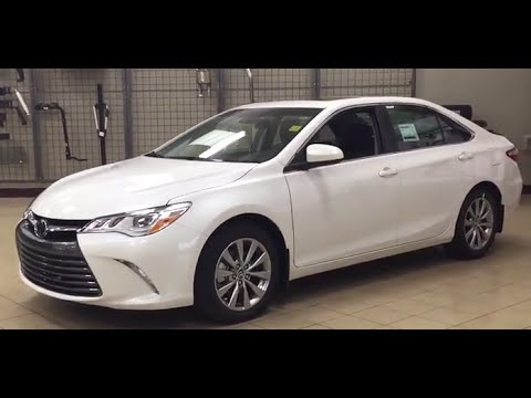 2016 Toyota Camry Xle V6 Review