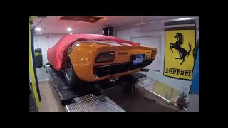 TAKING LAMBORGHINI MIURA CARMAX  *UPDATE*