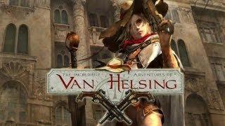 The Incredible Adventures of Van Helsing PC Gameplay