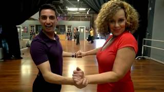 Dancing Stars Of Atlanta 2018 Brenda Wood  & Simone Maccarrone