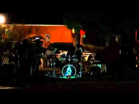 Chicken Scratch Music, Tohono O'odham Nation Indian Band, 5 October 2015, Ajo, AZ, 00012