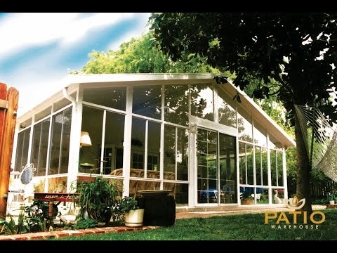 Sunrooms & Patio Enclosures @ Patio Warehouse Inc., Orange County CA